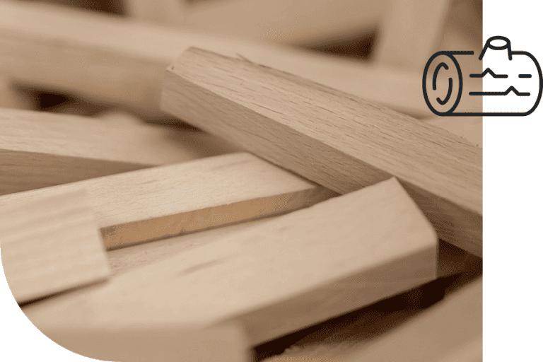 Nachhaltige Produktdisplays aus dem Rohstoff Holz