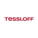 Referenzkundenlogo Tessloff in weißem Kreis
