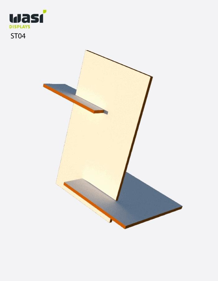 Standard Thekendisplays ST04 aus Holz
